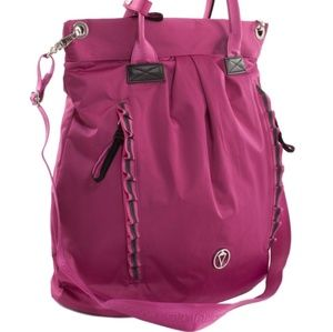 IVIVVA ATHLETICA TOTE BACKPACK BY LULULEMON